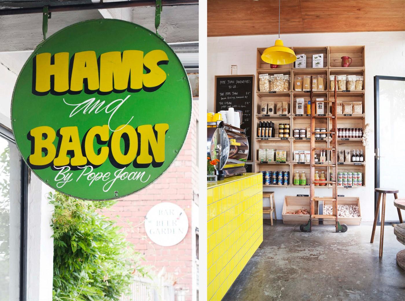 Hams & Bacon